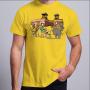 Batalla de los elefantes camiseta