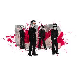 U2 Camiseta 1