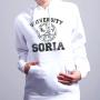 University Soria sudadera chica
