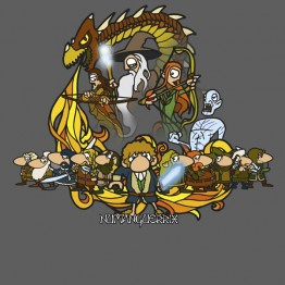 diseño-pelicula-el-hobbit-personalizado