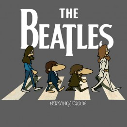 diseño-version-abbey-road-beatles-para-camiseta