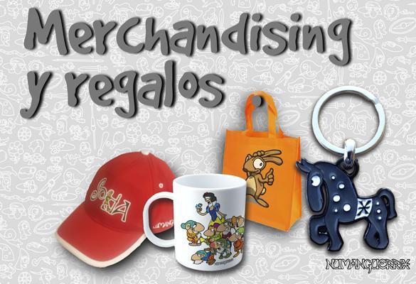 Compra tus regalos y merchandising con diseños personalizados en la tienda online de Numanguerrix