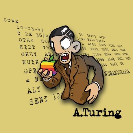 El matemático que descifró la máquina Enigma y fue precursor de los ordenadores personales actuales