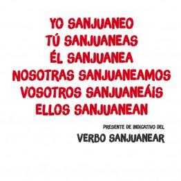 verbo sanjuanear