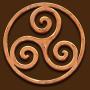 Triskel ceramica