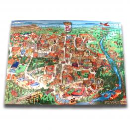 Puzzle Soria