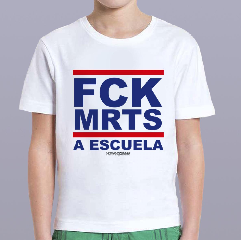 Fuck Martes a Escuela